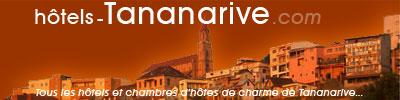 Hôtels Tananarive